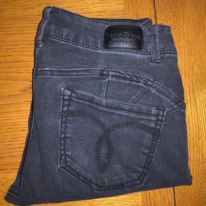 Paris Blues Black Jeans - EUC
